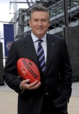 Fox Footy's Eddie McGuire – will the merger see on-air talent covering news and sport?