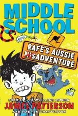 <i>Rafe's Aussie Adventure</i> by James Patterson.