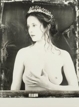 <i>La Giovanissima</i> by Joel-Peter Witkin.