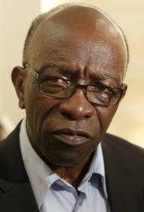 Former FIFA executive Jack Warner.