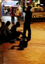 Newcastle had significant problems with drunken violence in 2008.