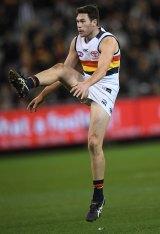 Adelaide's Mitch McGovern