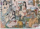 A Kardashian jigsaw is among the unusual and creative 1000-piece puzzles from Journey of Something.