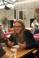 Australian musical comedian Tim Minchin's new charity song urging George Pell to 'come home' has drawn strong reactions from listeners.