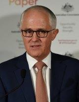 """We will not be pressured"": Prime Minister Malcolm Turnbull on Thursday."