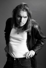 """Alex Cameron says <i>Jumping the Shark</i> was """"the perfect business card""""."""
