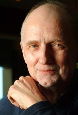 Hugh Lunn, the award-winning journalist and author who conceived the idea for <i>Home Ground: The State of Origin Musical</i>.