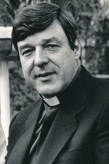 George Pell in the 1980s.