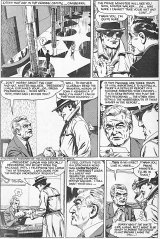 """The Phantom story was often localised. """"The Kings Cross Connection"""" was written by Australian Jim Shepherd with art by Keith Chatto and featured then Prime Minister Bob Hawke."""