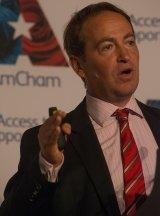 Bunnings managing director John Gillam.