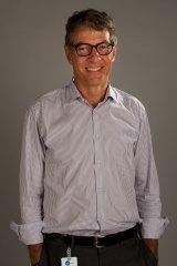 Former Fairfax Metropolitan and Fairfax Digital CEO Jack Matthews.
