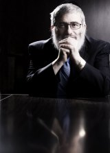 Mr Gutnick: ''There have been many ups and downs ...''