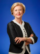 "Gillian Triggs: ""I feel very optimistic indeed."""