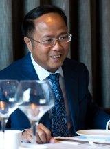 Shenzhen Yuhu founder Xiangmo Huang.