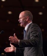 Campbell Newman has released the tune that the LNP will sing all the way to the state election.