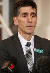 AMA vice-president Dr Tony Bartone.
