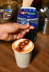 Cash is fast becoming a thing of the past for payments large and small, thanks to contactless payment technoogies.