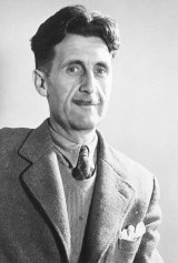 George Orwell didn't know the half of it.