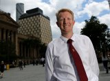 Greens lord mayoral candidate Ben Pennings.