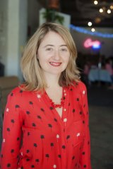 Anna Kellerman launched Mama Creatives, described as 'TED talks for mums'.