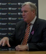 David Pitchford, the CEO of UrbanGrowth.