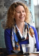 Shari Forbes, the woman behind UTS' new body farm.