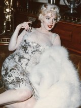 Hot to trot: Marilyn Monroe in Some Like it Hot.