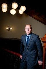 Queensland Treasurer Curtis Pitt.