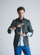 Lior Suchard's skills include mathematical miracles and remarkable feats of memory.