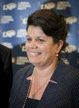 LNP Senator Elect Joanna Lindgren.
