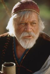 Oliver Reed as Proximo in <i>Gladiator</i>.