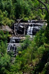 Masons Falls in Kinglake reopened to the public in 2012.