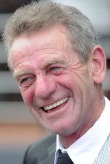 Gerald Ryan is alleged to have sexually abused jockeys when he was a Melbourne horse trainer.