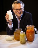 Michael Mosley is on the fermented food train.