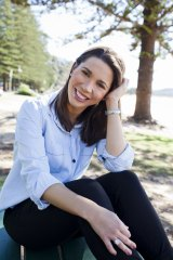Mia McCarthy made a conscious decision to use her name in her business name Yummia.