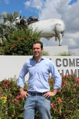 Senator Canavan is based in Rockhampton, on the Tropic of Capricorn.