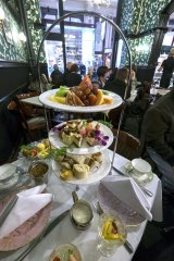 Business is booming at the Hopetoun Tea Rooms.