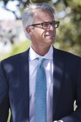 Former Canberra Grammar School student David Gallop has been awarded a medal in the Order of Australia.