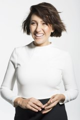 Celebrity, author and blogger Zoe Foster Blake has also founded a natural skincare line, Go-To.