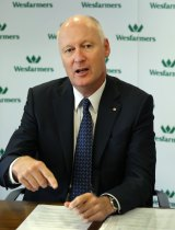 Wesfarmers chief Richard Goyder has done the right thing by pulling the Officeworks float.