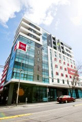 The former Tune Hotel is now operating as the new ibis Melbourne Swanston Street.