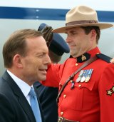 """""""Canadia"""": On this rare occasion, we should give Tony Abbott a break."""