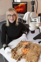 Discovery: Dr Jana Jones.