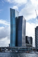 The Four Points by Sheraton hotel in Docklands opened in March.
