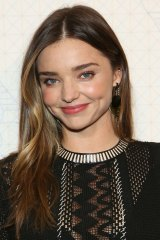 Miranda Kerr's cosmetic company makes scrubs without microbeads.