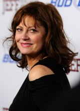 Actor Susan Sarandon is another well-known face who has suffered with the condition and has encouraged anyone with symptoms to seek help.