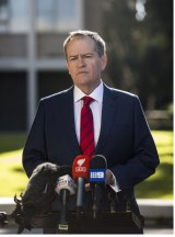 Bill Shorten has vowed to build an emissions trading scheme.