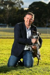 Mike Frizell founded Pet Circle just over six years ago.