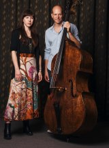 The 450-year-old bass was made by Gasparo da Salo.