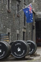 Bladnoch produced 250,000 litres a year when it was operating.